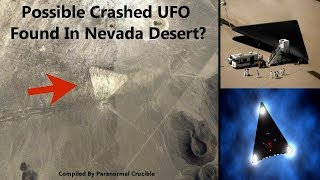 Check Out Another UFO Found In San Antonio, New Mexico Here: https:...