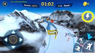 Snowboard Master 3D - Android Gameplay HD 2017