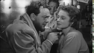 Фрагмент из фильма Ингмара Бергмана «Урок любви» (1954): подслушивающий бармен