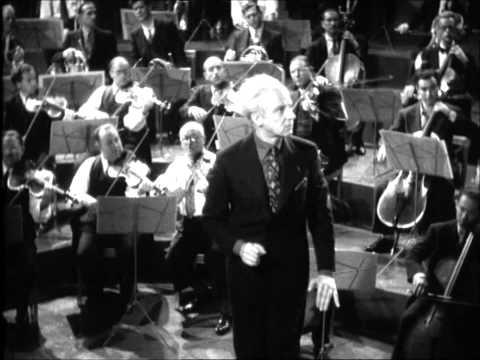 Mozart 'Alleluia' - Deanna Durbin & Leopold Stokowski