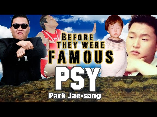 PSY - Before They Were Famous - GANGNAM STYLE