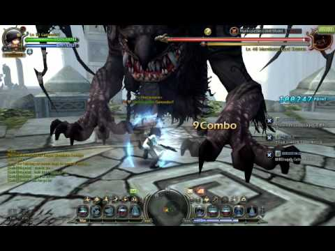 dragon nest destroyer hell manticore solo dn cn youtube