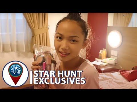 Luggage Raid with Gwen Apuli  Star Hunt Exclusives