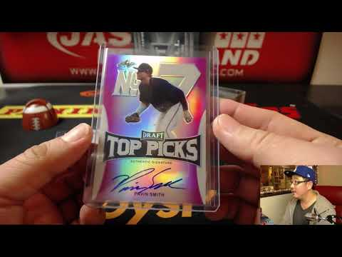 Tu, 12/26/17 [2Box RH] #8 – 2017 Leaf Metal Draft MLB Baseball