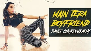 Main Tera Boyfriend | Raabta | Kings United Dance Choreography