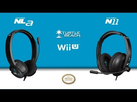 Ear Force NLA And N11 Gaming Headsets From Turtle Beach - Official Nintendo Product