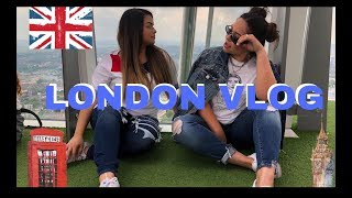 A DAY IN LONDON // TRAVEL VLOG