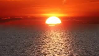 Música para dormir y relajarse con ATARDECER MARINO. Meditación Zen