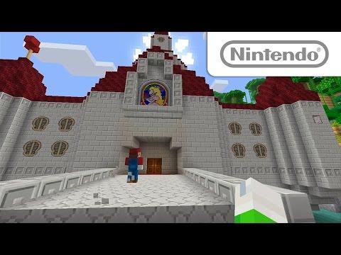 MINECRAFT: Wii U EDITION スーパーマリオ マッシュアップ パック