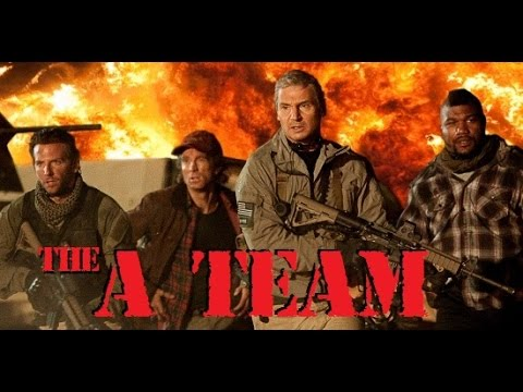 OFFICIAL Trailer Untitled A TEAM sequel ( 2018 )