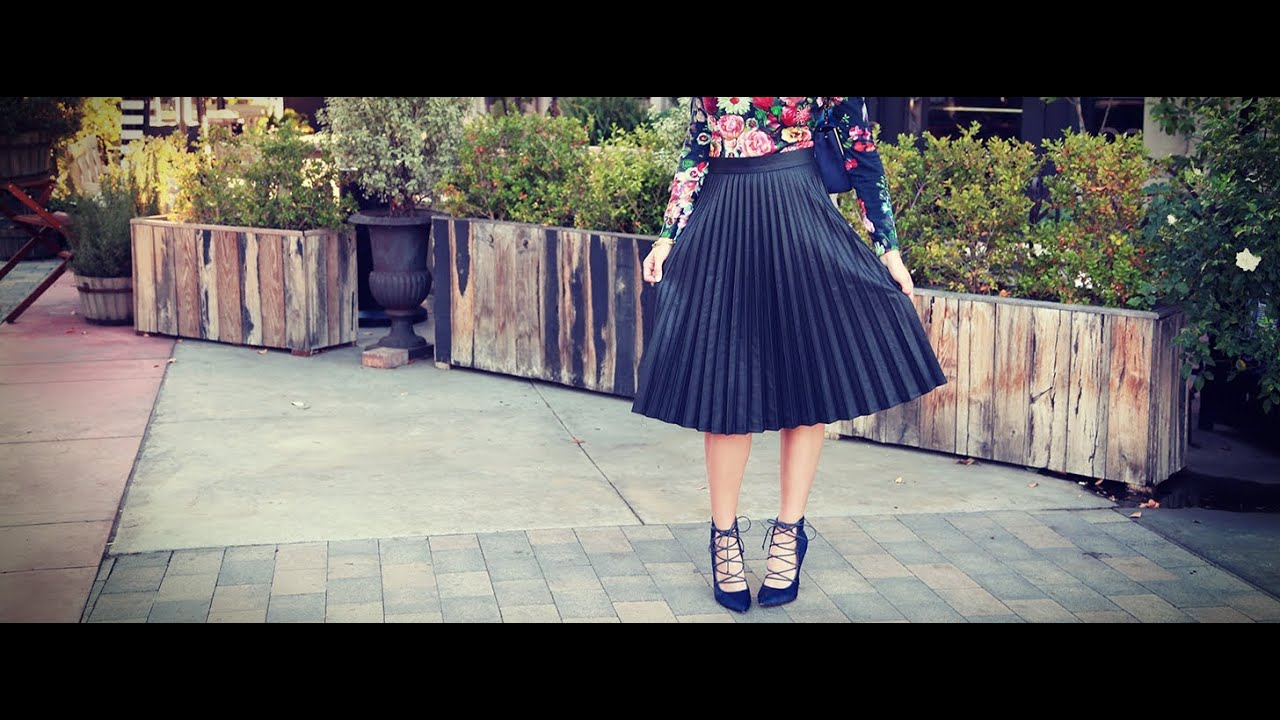10 Ways to Wear a Midi Skirt - Styled by Real Girls! | Fashion ...