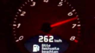 Porsche Boxster S (987)  280 km/h