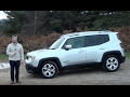 2016 Jeep Renegade Road Test | Driver's Seat