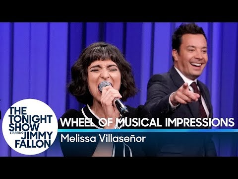 Wheel of Musical Impressions with Melissa Villaseñor