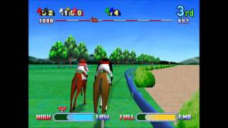 Jockey Zero PS1 screenshots