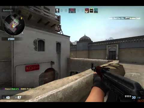 CS:GO Competitive Full match ep.1