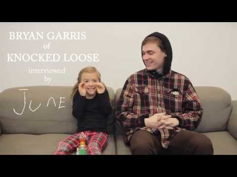 Bryan Garris (Knocked Loose) Gets Interviewed by a 5 Year Old