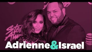 How former Cheetah Girl Adrienne Houghton finally got together with her husband