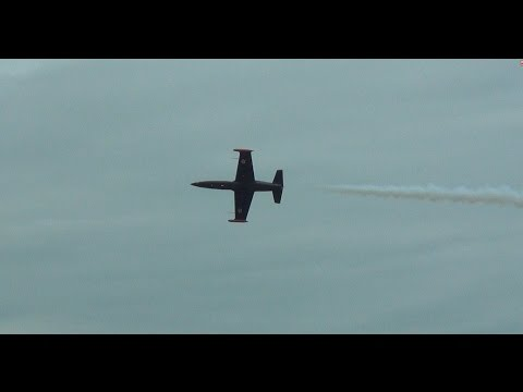 L-39 Albatross High Speed Passes