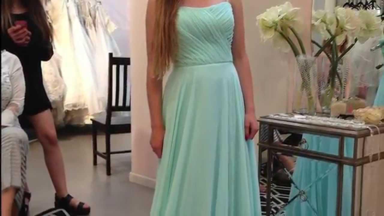 Hemming Prom Dresses