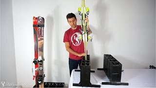 Freestanding Ski Racks Overview by StoreYourBoard