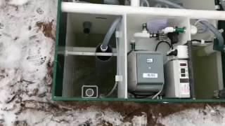 видео Септики Юнилос - монтаж автономной канализации в СПб