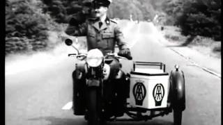 Automobile Association Training Video 1948 Part 2