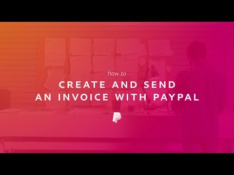 How to Create and Send an Invoice