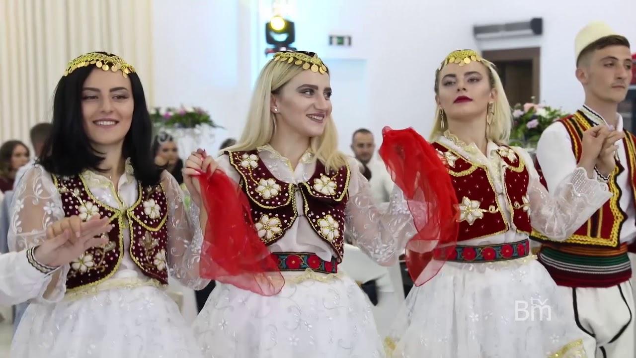 Dasma Shqiptare - Blero & Eljada - Valle popullore