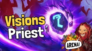 Visions Priest - Advice Arena - Hearthstone