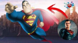 50 Personajes de Marvel y DC en Versión Disney Pixar, 3ra Parte