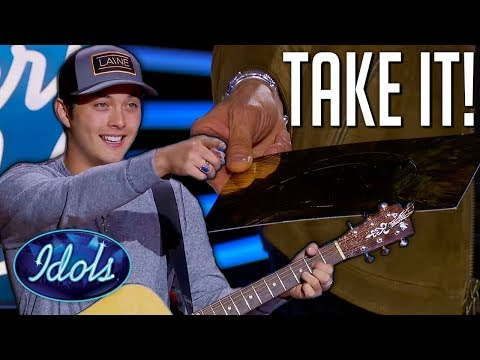 Judges Want Laine Hardy Back on American Idol 2019 | Idols Global