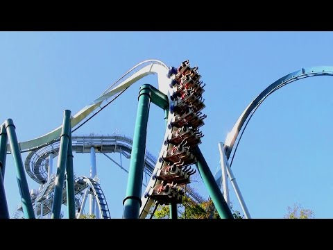 Alpengeist off-ride HD Busch Gardens Williamsburg
