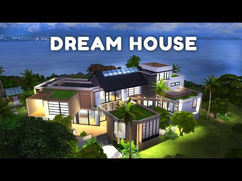 Download Youtube: MY DREAMHOUSE !!!  | The Sims 4 House Building w/ Sisligracy