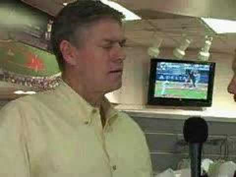 Dale Murphy on ClubHouseGAS