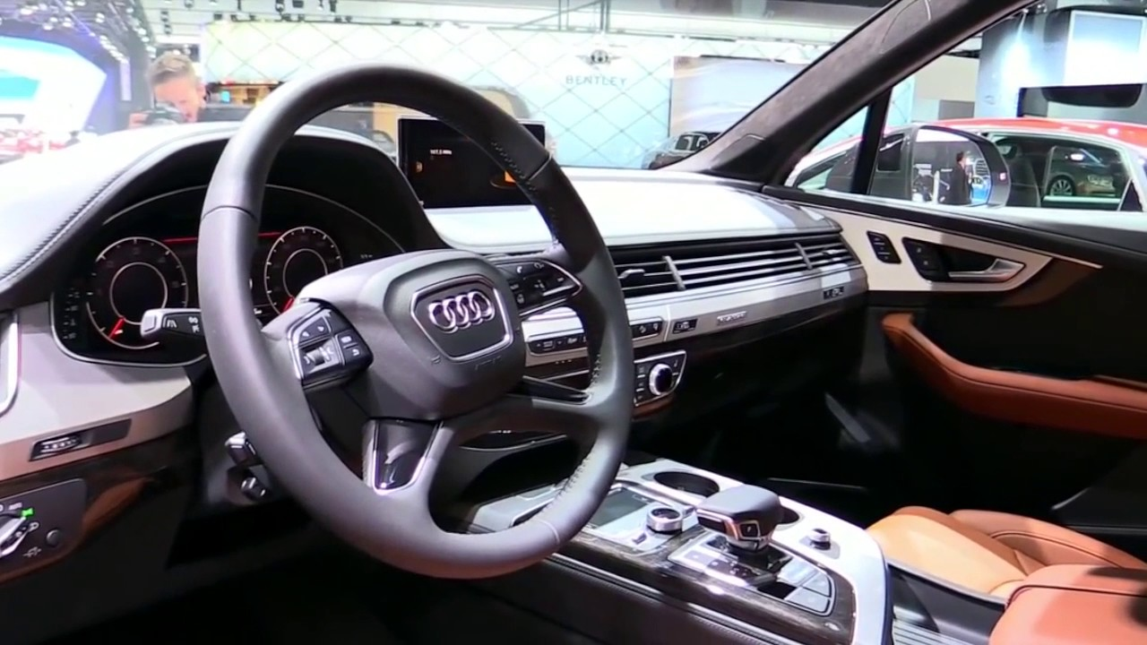 Audi Q TDI Quattro Special First Impression Lookaround Review - Audi q7 tdi