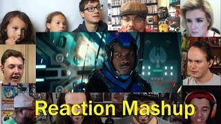 Pacific Rim  Uprising Trailer #1 NYCC REACTION MASHUP