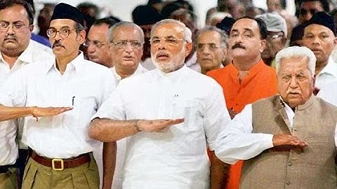 RSS | World's largest Hindu organization | A Short History