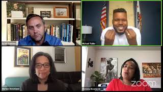 UBI Town Hall with Marilyn Strickland, Victoria Woodards, Michael Tubbs, and Scott Santens