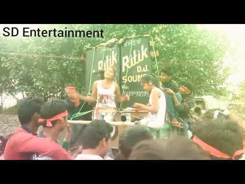 suna bangal wali nacha tu hali hali bhojpuri arkestra dance program road sow