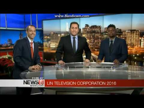 WTNH: News 8 At 11pm Close--2016
