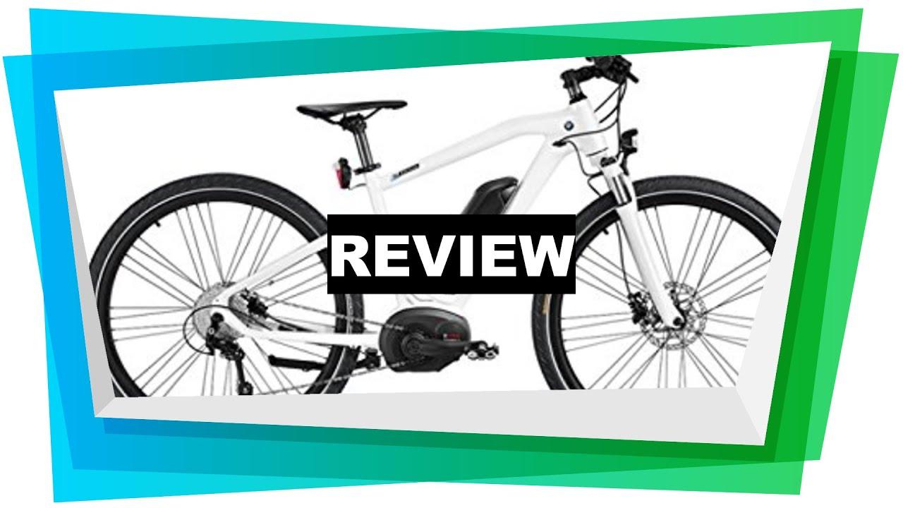 Review Bmw Genuine Cruise Electric Bike Bicycle Ebike 2016 18 White Black Si 2019