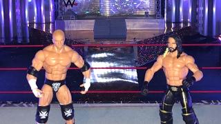 Seth Rollins vs HHH Wrestlemania 33 match
