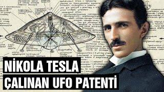 Nikola Tesla Ve Çalınan Ufo Patenti