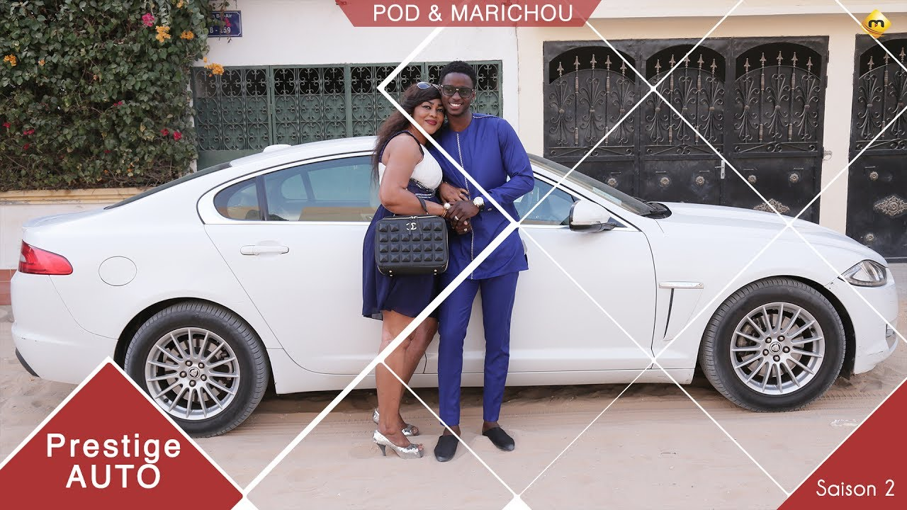 Download Pod et Marichou - Les acteurs au volant des voitures de PRESTIGE AUTO