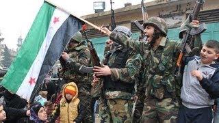 CIA Starts Arming Syrian Rebels, Putin Says It Must Stop