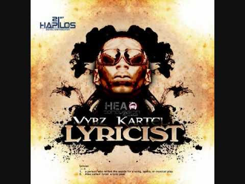 Vybz Kartel - The Lyricist (Flat Line) HCR {FEB 2011}