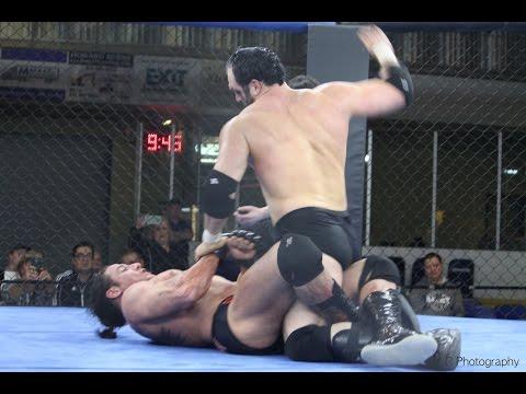 Rene Dupree vs HANNIBAL - Cage Wars Match!