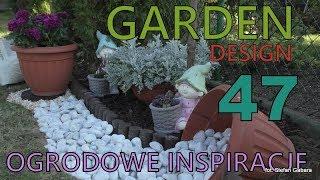 GARDEN DESIGN (47) Ogrodowe inspiracje - Jesienne dekoracje