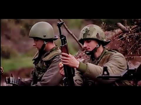 Bosnian War - Sarajevo / Serbian Fighters